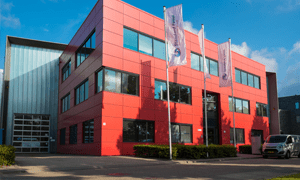 Standard Fasel Headquarters in Utrecht